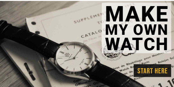 MAKE MY OWN WATCH, Find Your Kit Here