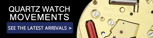 NEW in Quartz Watch Movements - See The Latest Arrivals -