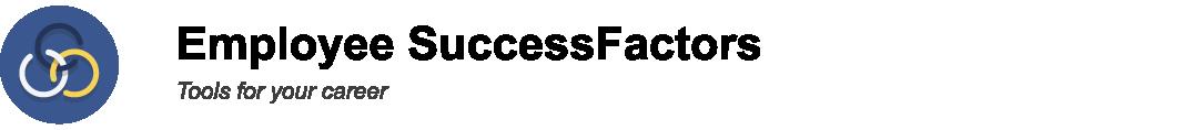 Employee SuccessFactors