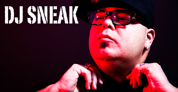 DJ Sneak Email Header