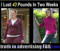 Weight Loss Ad