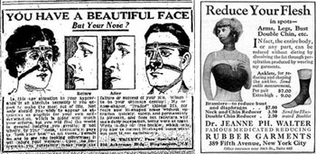 Nose Shaper Ad and Reduce Flesh Ad