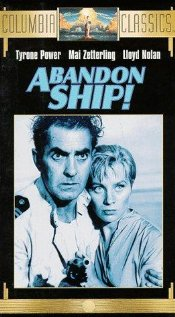 Cover art for video: Abandon Ship