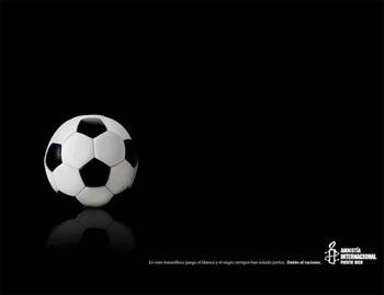 Amnesty International - Soccer Ball Ad for Puerto Rico 2008