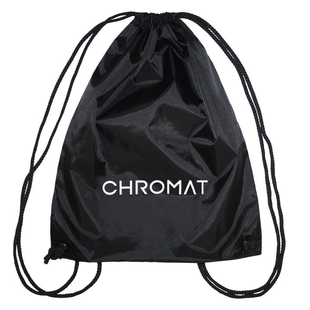Shop the Drawstring Logo Bag >