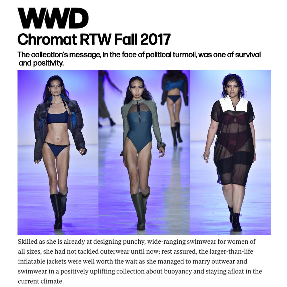 Chromat by WWD