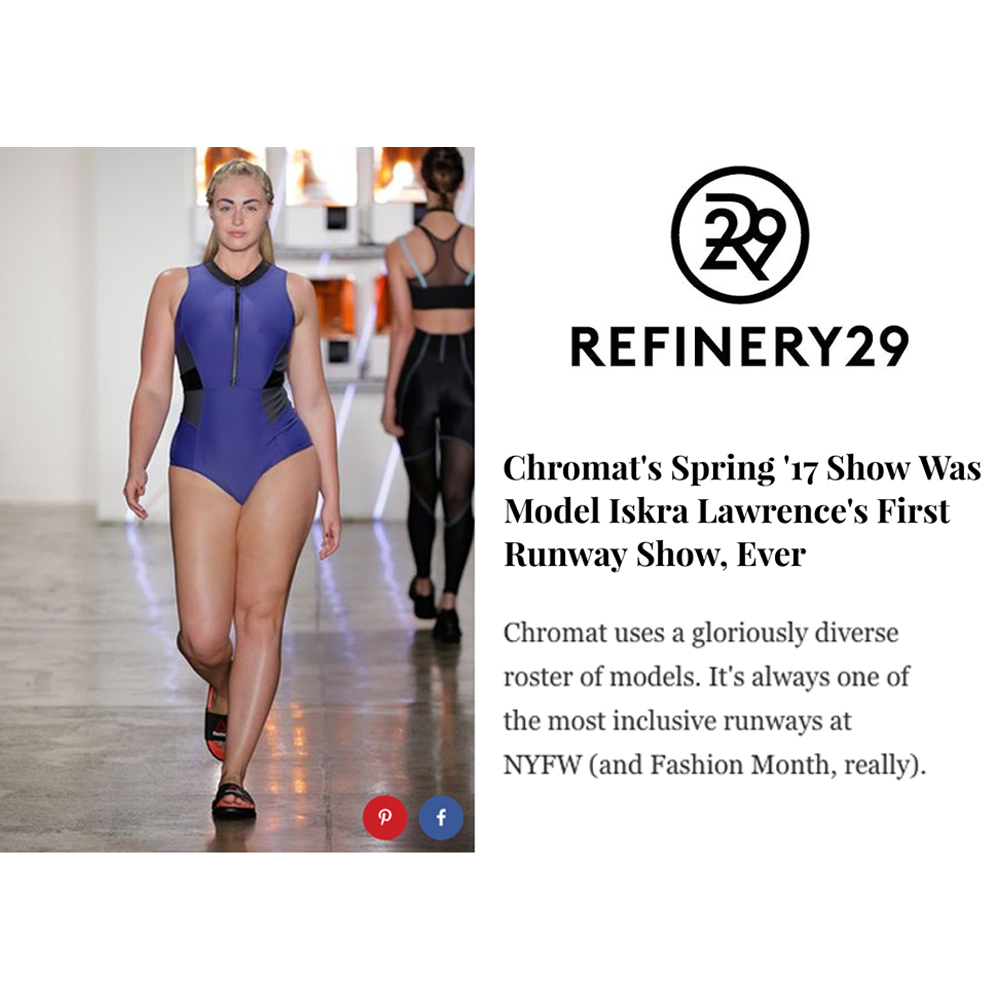 Chromat by Refinery 29
