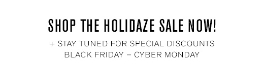 Stay Tuned for our Black Friday SALE Starting this Thursday at Midnight >