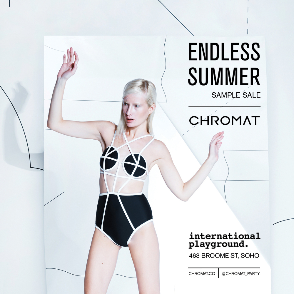 The Chromat Endless Summer Sample Sale >