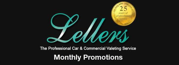 Lellers Car Valeting