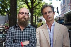 Steve Lambert and Steve Duncombe