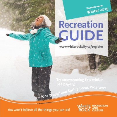 Winter 2019 Recreation Guide