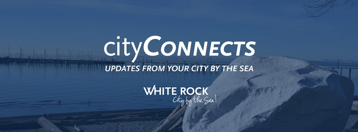 City Connects E-Newsletter - Updates from your City by the Sea.