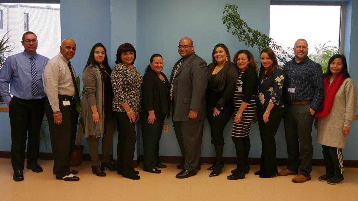 La Casa de Don Pedro's Education & Workforce Team
