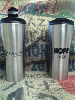 HOPE Coffee Tumblers