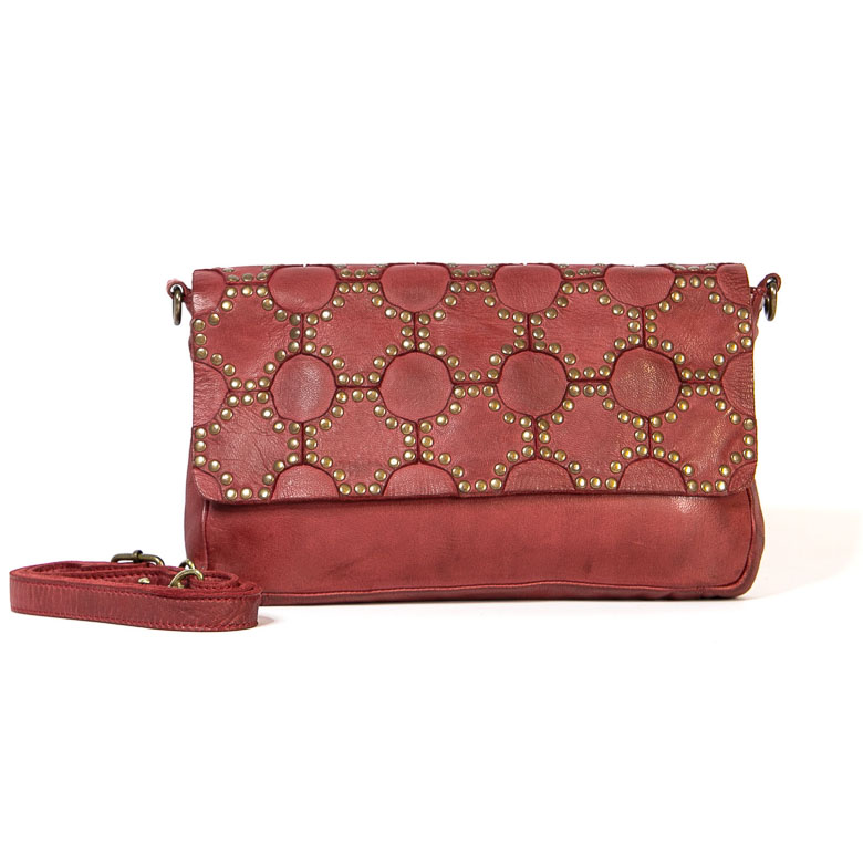 Kompanero Gisele Clutch Red