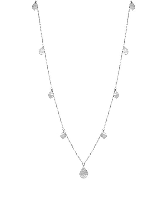 Nicole Fendel Aleah Long Petal Necklace