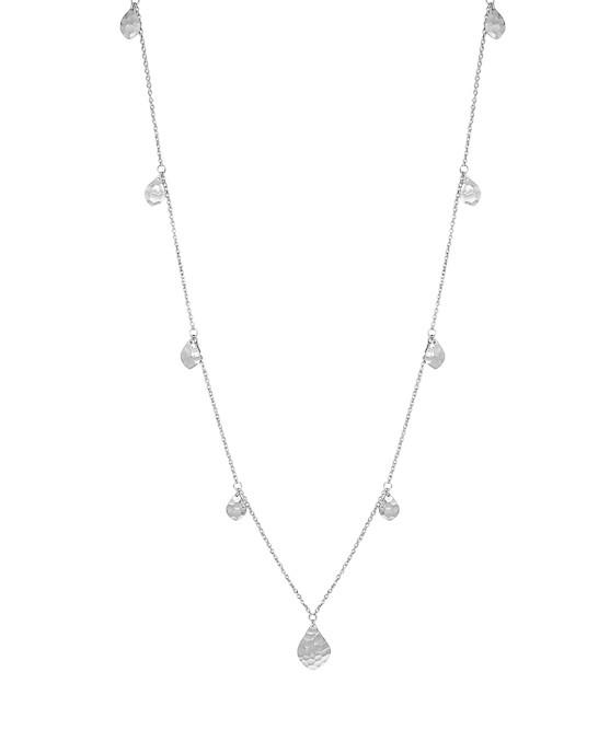 Nicole Fendel Aleah Long Petal Necklace