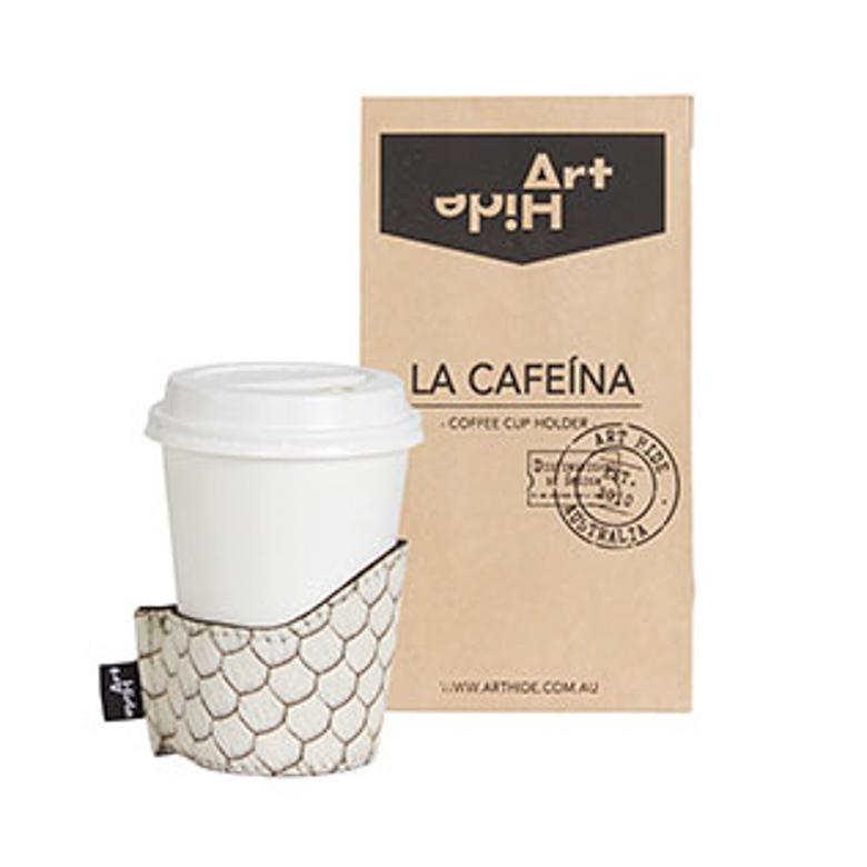 Art Hide La Cafeina Coffee Cup Holder