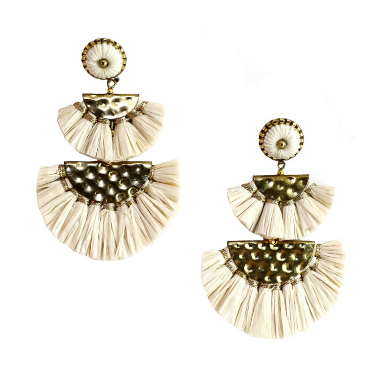 Zoda Carmina Statement Earrings