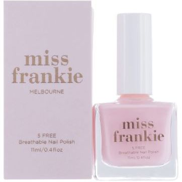 Miss Frankie Nail Polish Make Me Blush