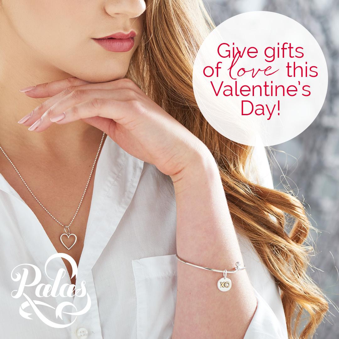 Palas Jewellery Valentines Gift Ideas