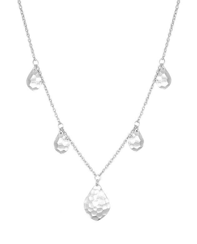 Nicole Fendel Aleah Multi Petal Necklace
