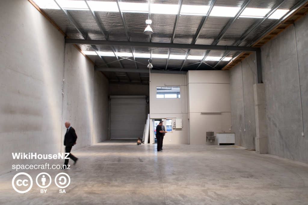 New WikiLab space in Hillsborough