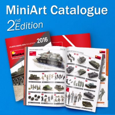 MiniArt Catalogue 2016 - 2nd Edition