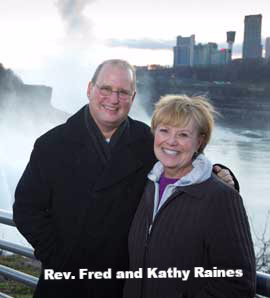 Fred and Kathy Raines
