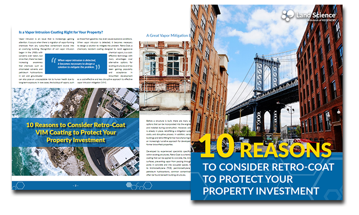eBook Providing 10 Reasons to Consider Retro-Coat to Protect Your Property Investment