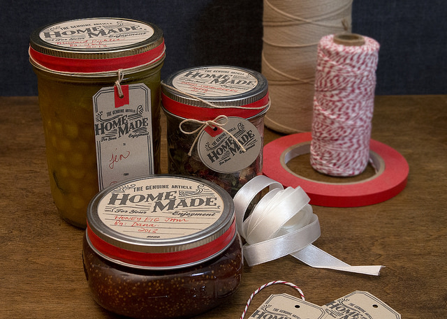 Overhauling our Newsletter   and Free Jar Labels!