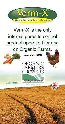 Organic Verm-X