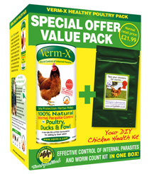 Poultry Health Kit