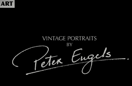 vintage portraits by Peter Engels