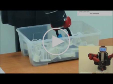 RoboSAM: Robotic Smart Assistant for Manufacturing