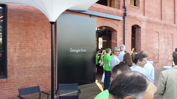 Google Fiber Space in Charlotte