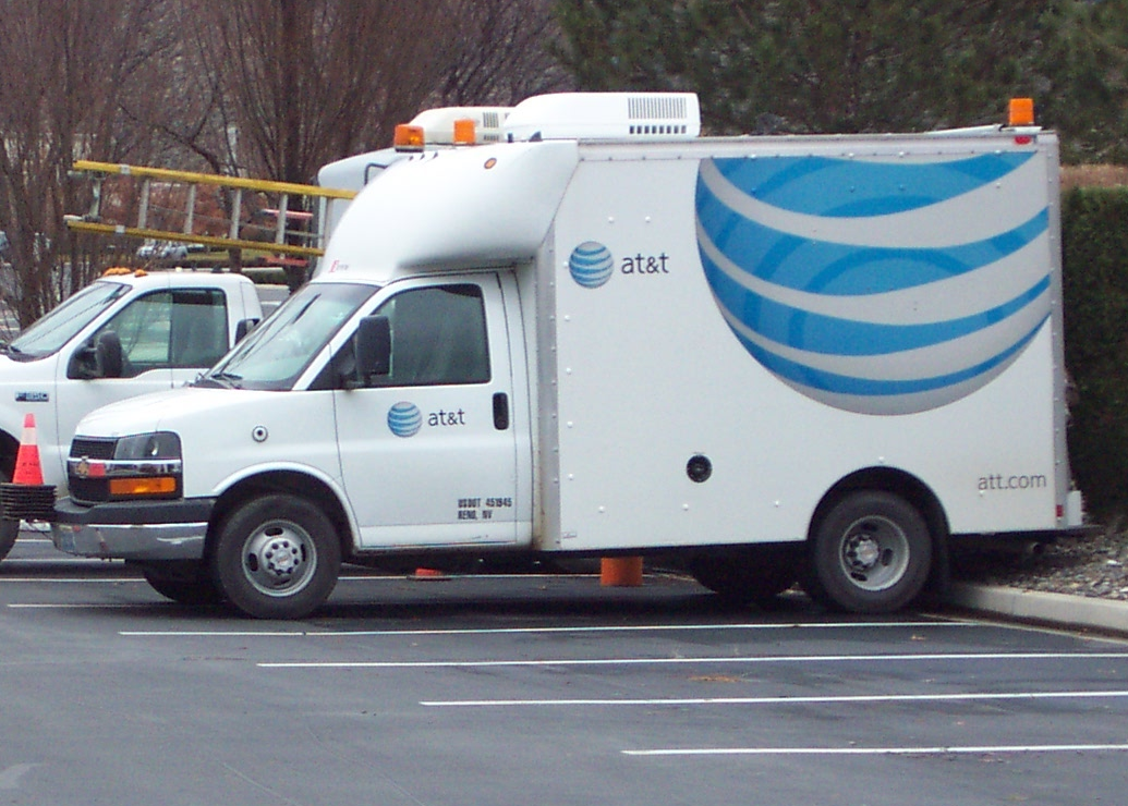 AT&T Work Truck
