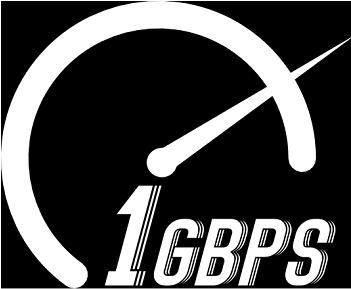 Gigabit Internet Speed