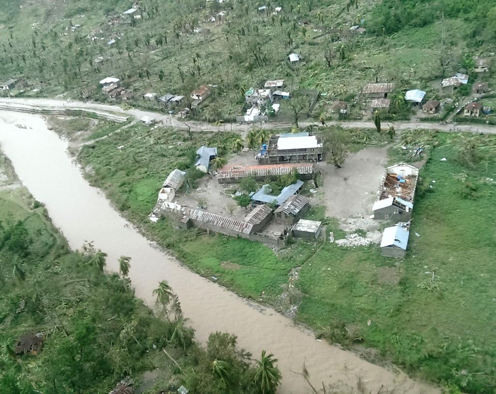 Devastation at Cassamajor