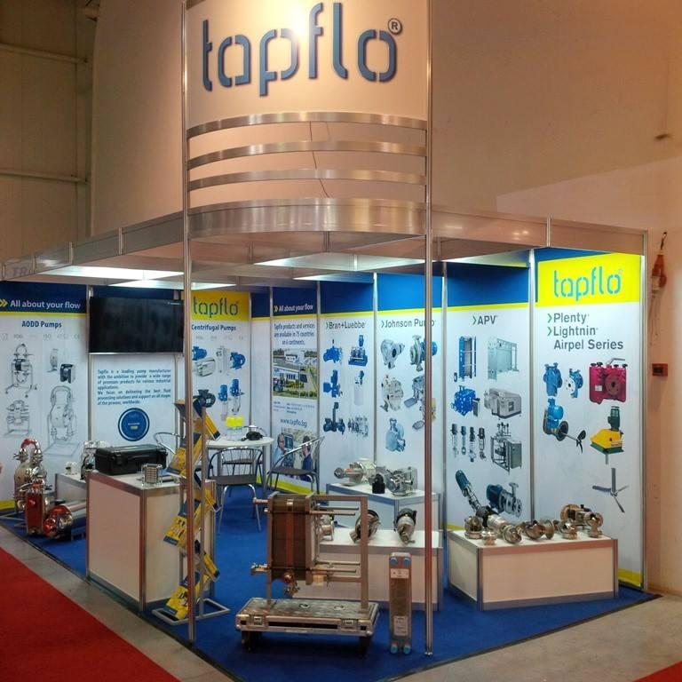 Тапфло Болгария на выставке World of Milk 2017
