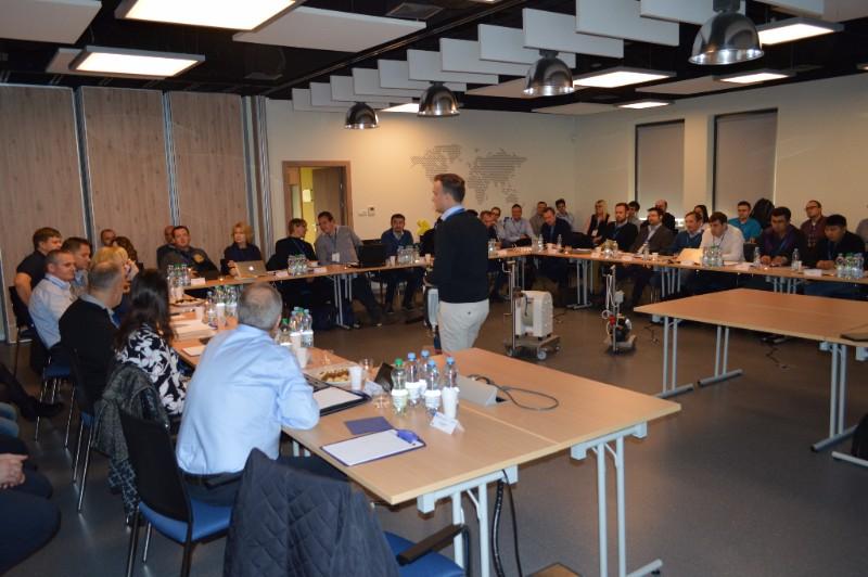 Ежегодная конференция Tapflo Group Management Meeting 2017