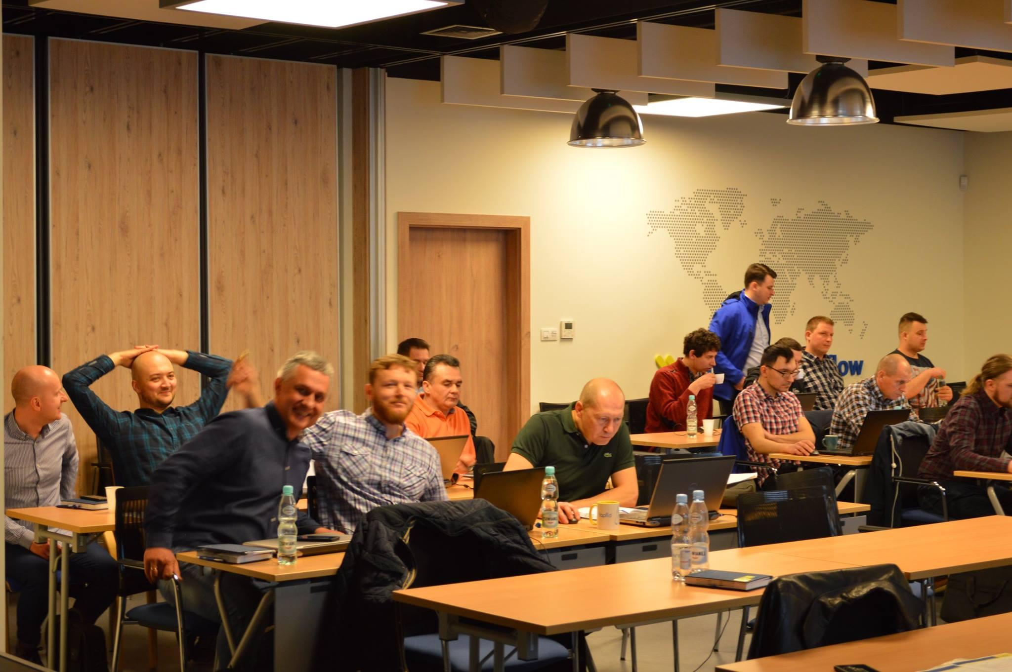 Встреча отдела продаж Тапфло 2017