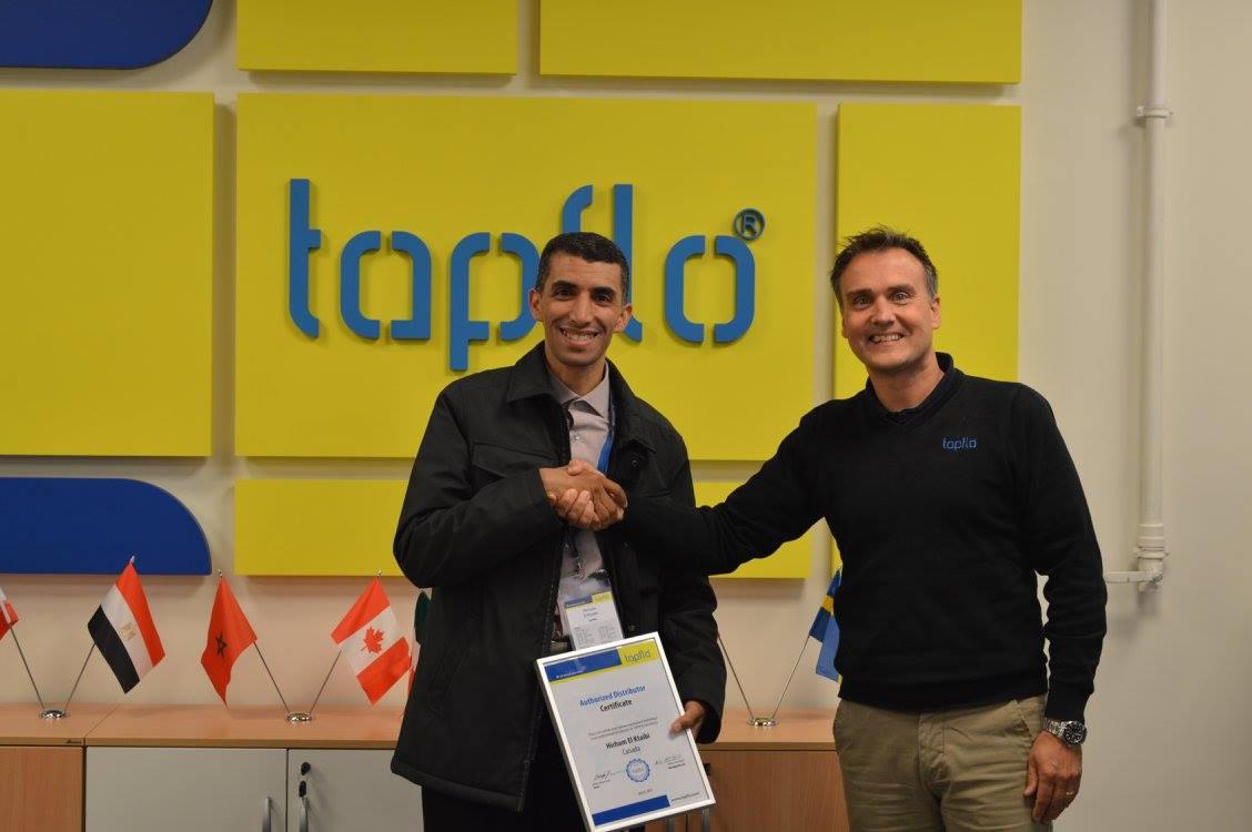 Встреча дистрибьюторов Tapflo в Польще