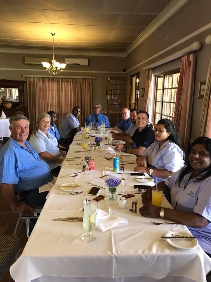 Ежегодное собрание Тапфло в Южной Африке 2018