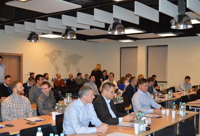Конференция Tapflo Group Management Meeting 2017
