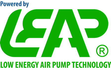 LEAP® Technology или Low Energy Air Pump Technology