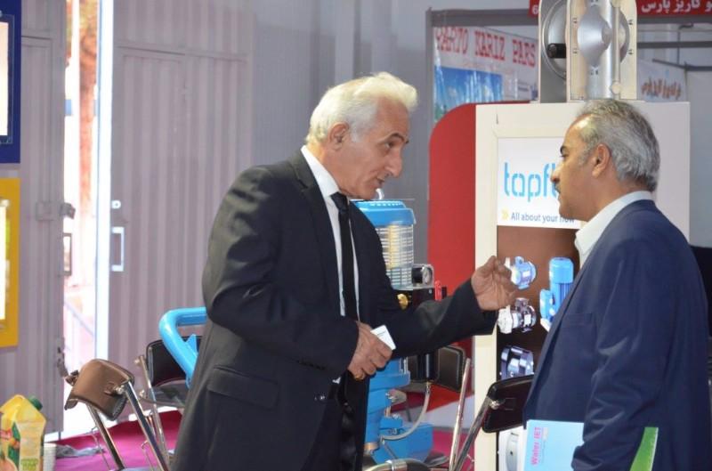 Международная выставка Iran Watex 2017 в Тегеране