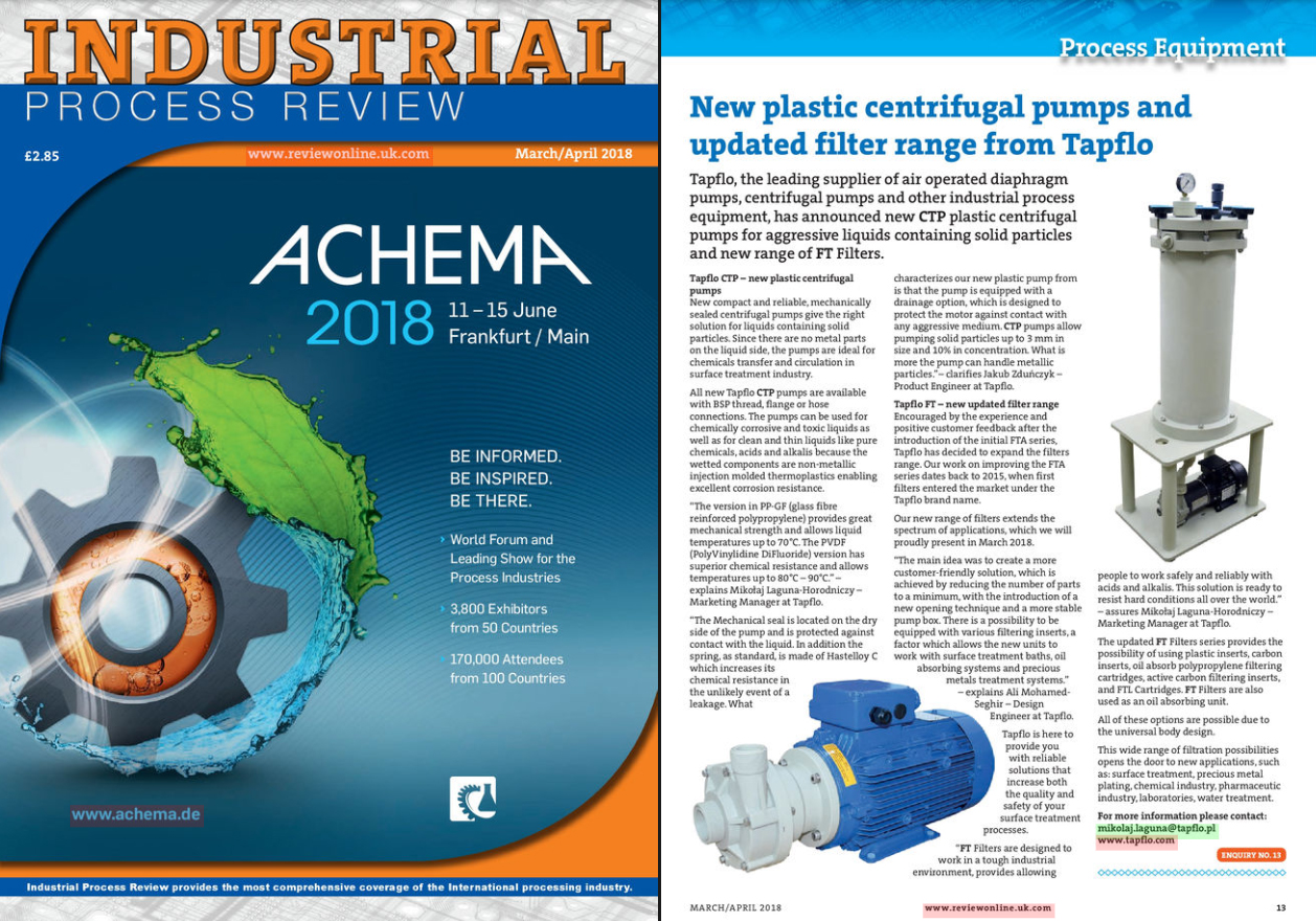 Industrial process 