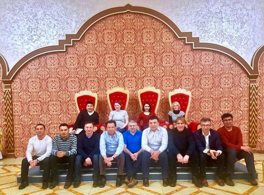 Tapflo Казахстан отмечает 8 летие